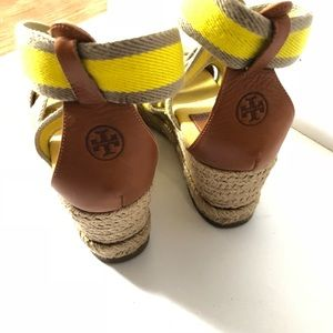 6832c536f490 Tory Burch Shoes - Tory Burch Adonis Mid Wedge Espadrille Sandals